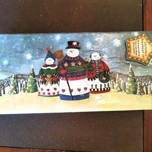 4 new Christmas ornaments